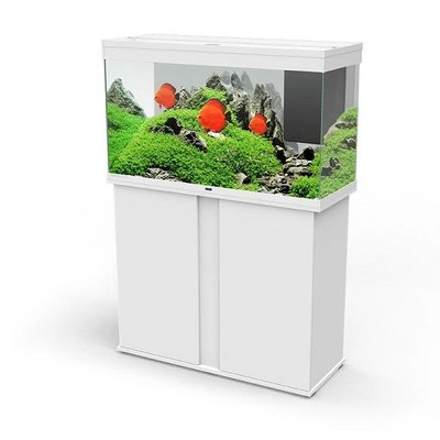 Ciano Aquarium Emotions Pro 100 wit met meubel