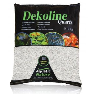 Aquatic Nature Dekoline Colored Pearl White 10 KG