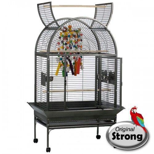 Papegaaienkooi tweedehands kopen?