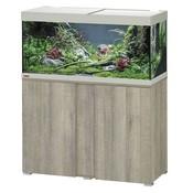 Eheim Aquarium met Meubel Vivaline 180 LED grijs
