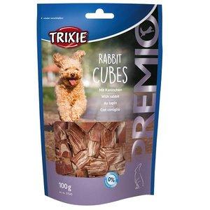 Trixie Hondensnack Premio Rabbit Cubes 100 gram