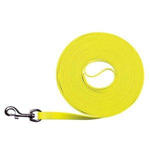 Trixie Lange lijn Easy Life pvc neon geel