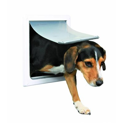 Trixie Hondenluik Medium wit 30 x 36 cm