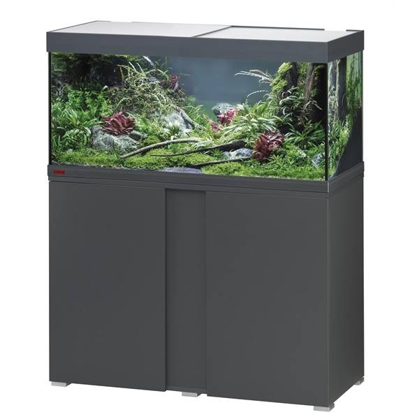 Eheim Aquarium met Meubel Vivaline 180 LED Antraciet
