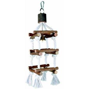 Trixie Vogelspeelgoed Klimrek met touwen