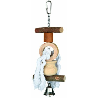 Trixie Bird Toy natural living 20 cm
