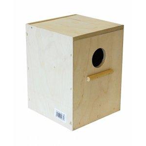 Duvo+ Nestkast Parkiet staand 15 x 15 x 20 cm