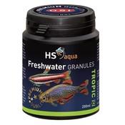 HS Aqua Freshwater Granules XS Tropische vis