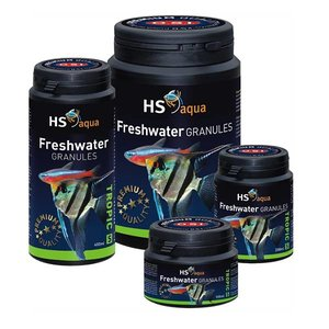 HS Aqua Freshwater Granules S Kleine/middel Tropische vis