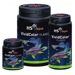 HS Aqua Vivid Color Flakes Tropische vis