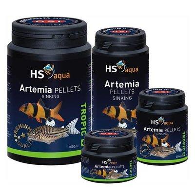 HS Aqua Artemia Pellets Voeding voor Bodemvissen