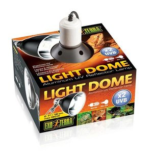 Exo Terra Aluminium UV Lampreflector ø 18 cm