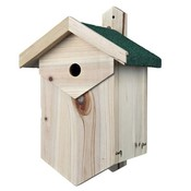 Trixie Natura Nestkast voor kleine Meesjes ø27 mm
