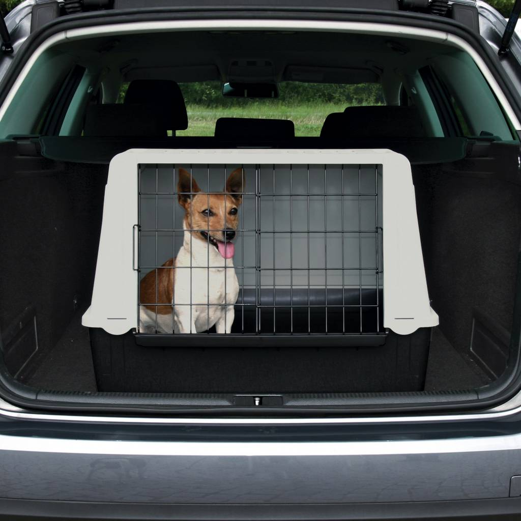 Reisbench Hond