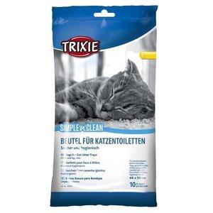 Trixie Kattenbakzakken 59 x 46 cm 10 stuks