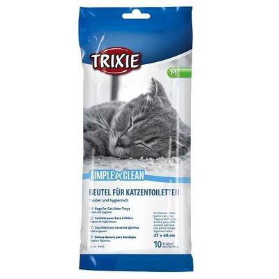 Trixie Kattenbakzakken 48 x 37 cm 10 stuks