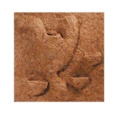 Hobby Kokosvezel Achterwand 50 x 50 cm