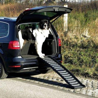 Trixie Inklapbare Loopplank Hond tot 70 KG