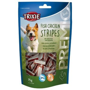 Trixie Hondensnack Premio Fish Chicken Stripes