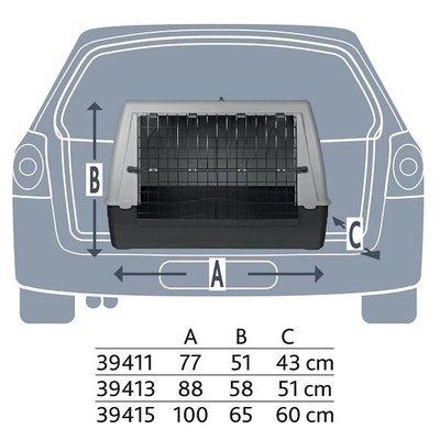 Trixie Transportbox Auto Journey