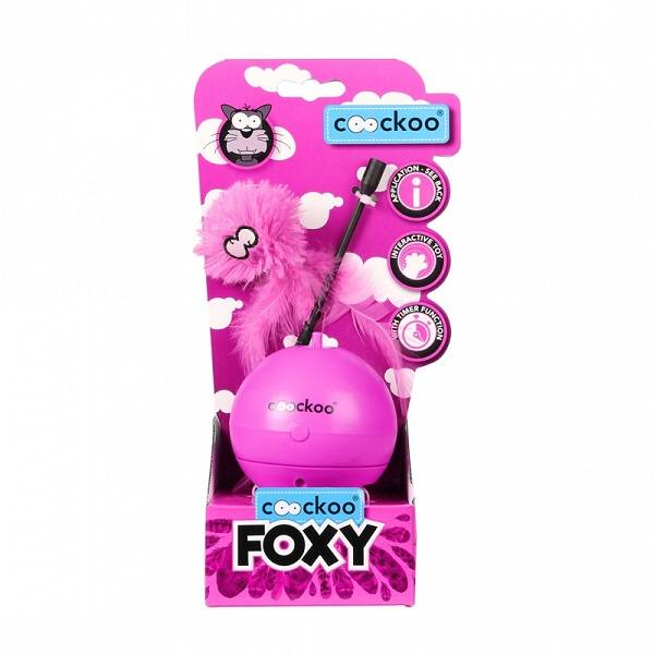 Coockoo Foxy Magic Ball