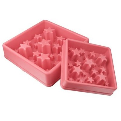 Eat Slow Live Longer Anti Schrokbak Star roze