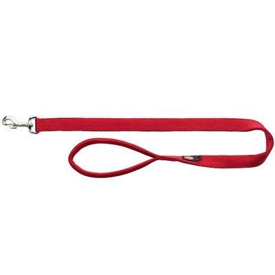 Trixie Hondenriem Premium rood