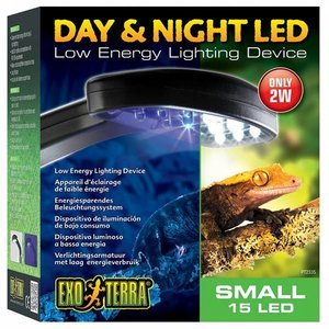 Exo Terra Day & Night LED Lamp Terrarium