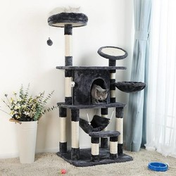 Krabpalen & meubels