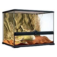 Exo Terra P16 Glazen terrarium incl. achterwand 60x45x45cm