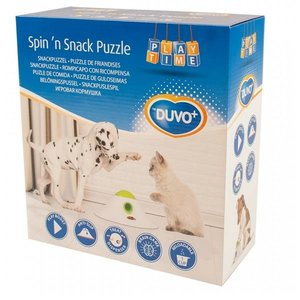 Duvo+ Spin en Snack Puzzle