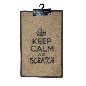 Krabmat Keep Calm and Scratch