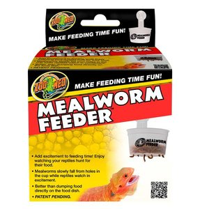 ZooMed Hanging Mealworm Feeder