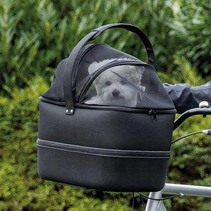 Trixie Fietsmand Hond voor het Stuur
