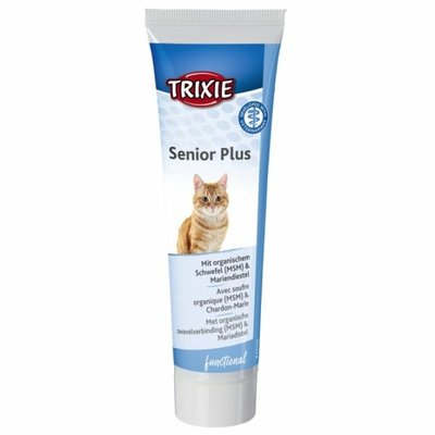 Trixie Senior Plus, Kat Pasta