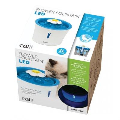 Cat-it Senses Flower Fontein LED 3 Ltr
