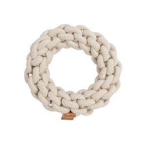 D&D Hondenspeelgoed Gevlochten Ring