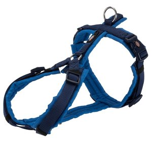 Trixie Hondentuig Deluxe Trekking blauw