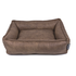 Lex & Max Hondenmand Eco Leather Taupe