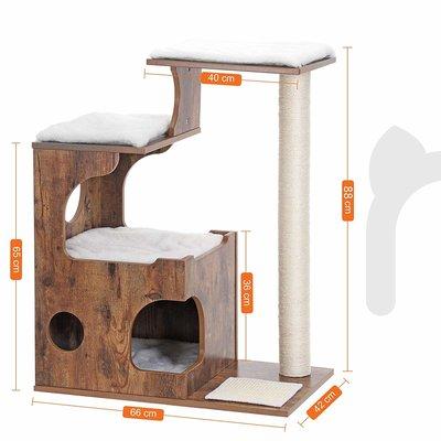 Pets Gifts Houten Krabpaal Westendorf
