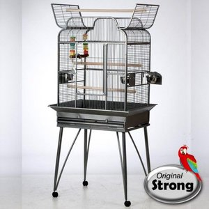 Strong Papegaaienkooi Andrea grijs