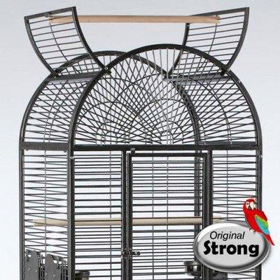 Strong Papegaaienkooi Anna grijs