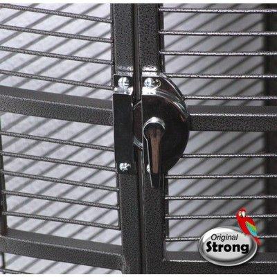 Strong Papegaaienkooi Sofia grijs