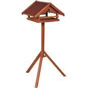 Flamingo Vogel Voederhuis Hafnir met Standaard