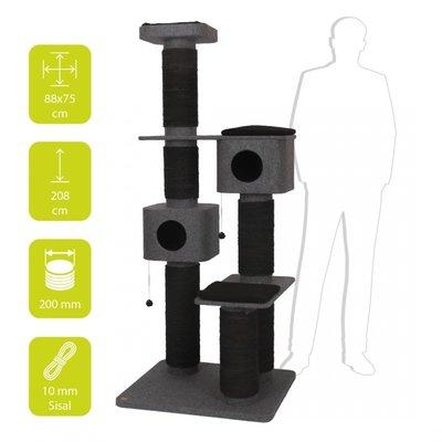 EBI Krabpaal Comfort Plus Onyx grijs