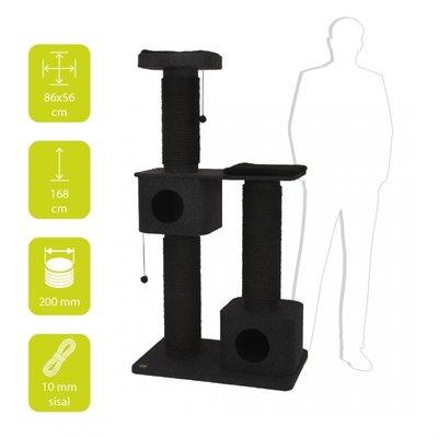 EBI Krabpaal Comfort Plus Quartz antraciet