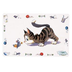 Trixie Placemat Kat Design Comic Kat