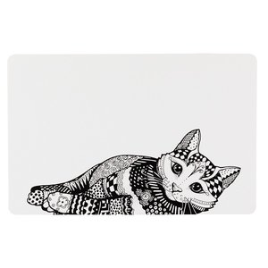 Trixie Placemat Kat Design Katze