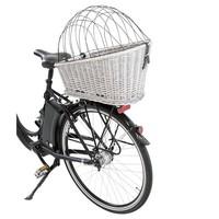 Trixie Fietsmand Hond grijs E-Bike