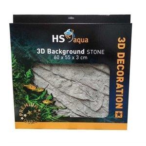 HS Aqua Achterwand Stone Grey